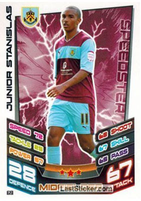 Junior Stanislas (Burnley)