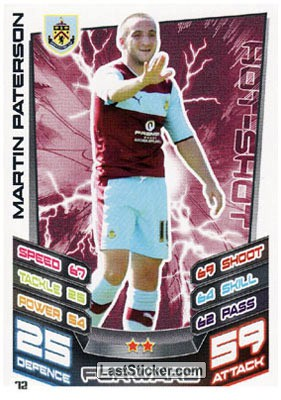 Martin Paterson (Burnley)