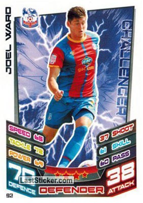 Joel Ward (Crystal Palace)