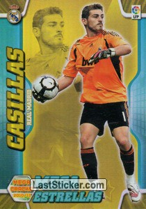 Casillas (Real Madrid)