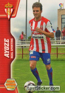 Ayoze (Real Sporting)