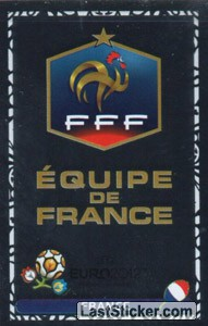 France (Team Badge)