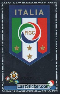 Italia (Team Badge)