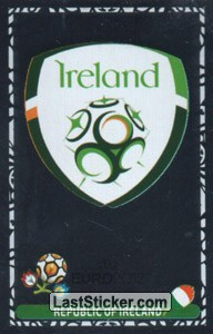 Republic of Ireland (Team Badge)