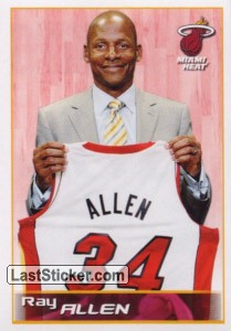 Ray Allen (Miami Heat)