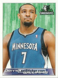 Derrick Williams (Minnesota Timberwolves)