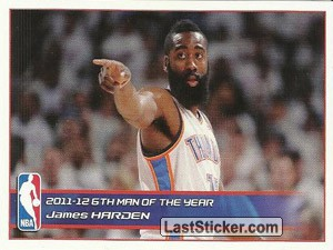 2011-12 6th Man of the Year (NBA 2011-12)