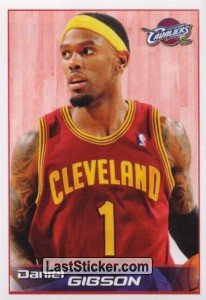 Daniel Gibson (Cleveland Cavaliers)