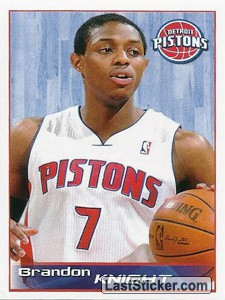 Brandon Knight (Detroit Pistons)