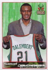Samuel Dalembert (Milwaukee Bucks)