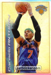 Carmelo Anthony (Star) (New York Knicks)