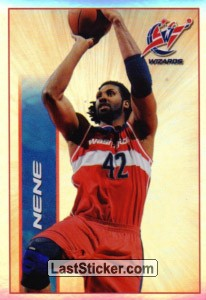Nene (Star) (Washington Wizards)