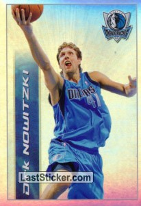 Dirk Nowitzki (Star) (Dallas Mavericks)