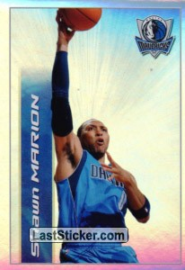 Shawn Marion (Star) (Dallas Mavericks)