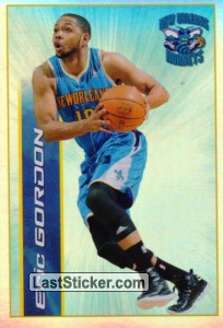 Eric Gordon (Star) (New Orleans Hornets)