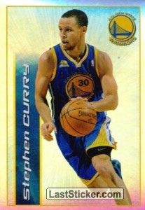 Stephen Curry (Star) (Golden State Warriors)