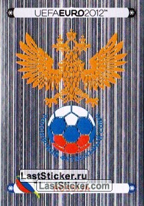 Badge - Rossija (Russia)