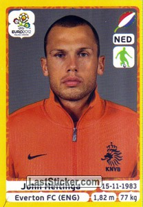 John Heitinga (Holland)