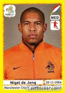 Nigel de Jong (Holland)