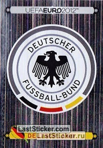 Badge - Deutschland (Germany)