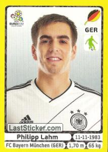 Philipp Lahm (Germany)
