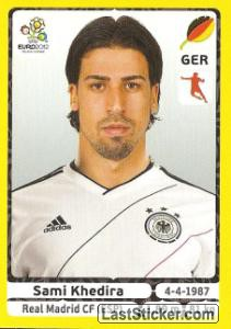 Sami Khedira (Germany)
