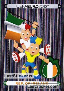 Official Mascot - Rep. of Ireland (Ireland)