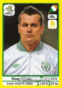 Shay Given (Ireland)