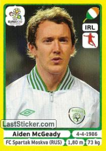 Aiden McGeady (Ireland)