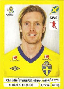 Christian Wilhelmsson (Sweden)