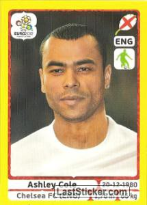 Ashley Cole (England)