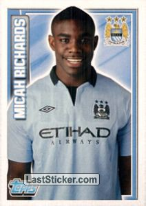 Micah Richards (Manchester City)