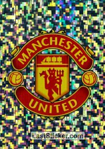 Manchester United Club Badge (Manchester United)