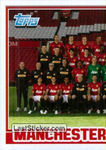 Manchester United Team Pt.1 (Manchester United)