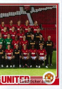 Manchester United Team Pt.2 (Manchester United)