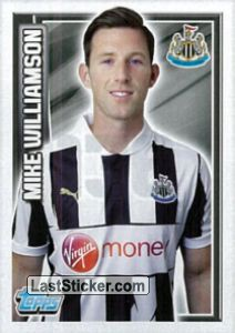 Mike Williamson (Newcastle)