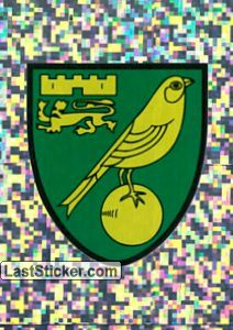 Norwich City Club Badge (Norwich City)
