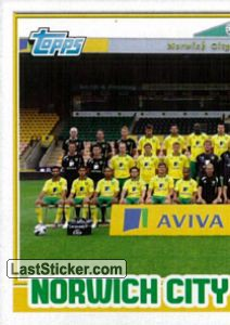 Norwich City Team Pt.1 (Norwich City)