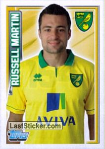 Russell Martin (Norwich City)