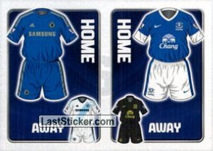 Chelsea / Everton (Kit)