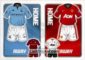 Manchester City / Manchester United (Kit)