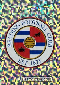 Reading Club Badge (Reading)
