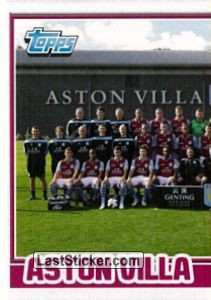 Aston Villa Team Pt.1 (Aston Villa)