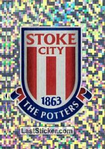 Stoke City Club Badge (Stoke City)