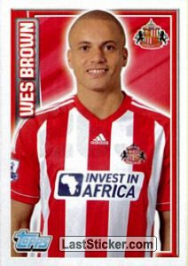Wes Brown (Sunderland)