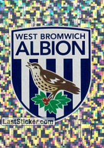 West Bromwich Club Badge (West Bromwich)