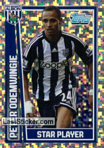 West Brom Star Player (West Bromwich)