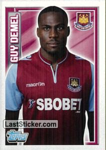 Guy Demel (West Ham)