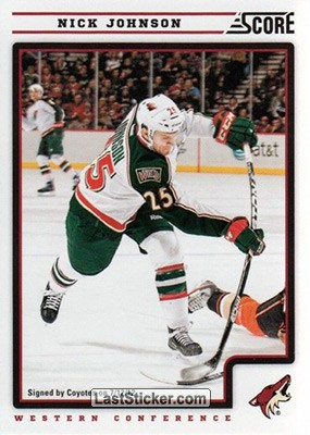 Nick Johnson (Minnesota Wild)