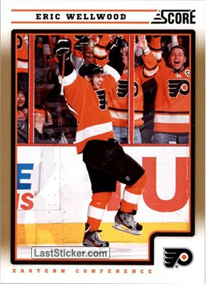 Eric Wellwood (Philadelphia Flyers)